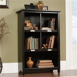 Bookcase in Estate Black