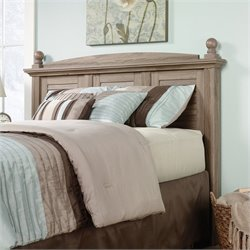Sauder Harbor View Full and Queen Panel Headboard in Oak