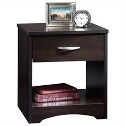Nightstand in Cinnamon Cherry