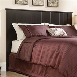 Sauder Shoal Creek Full and Queen Headboard in Jamocha Wood