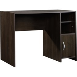 Sauder Beginnings Desk in Cinnamon Cherry