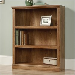 Sauder Bookcase in American Chestnut