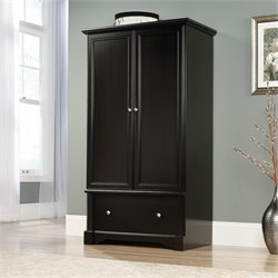 Sauder Avenue Eight Armoire in Wind Oak