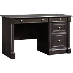 Sauder Avenue Eight Computer Desk in Wind Oak