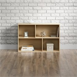 Sauder Square1 4 Shelf Storage Unit in Urban Ash
