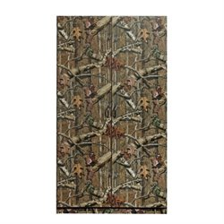 Sauder Buck Ridge Wardrobe Armoire in Mossy Oak