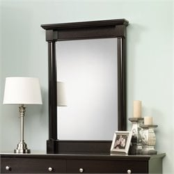 Sauder Avenue Eight Mirror in Wind Oak