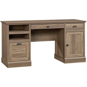 Executive Desk in Salt Oak