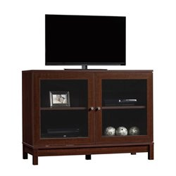 Sauder Kendall TV Stand in Cherry