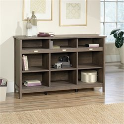 Sauder Adept 9 Cubby Storage Unit in Fossil Oak