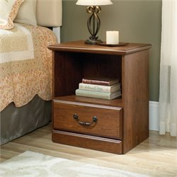 Sauder Orchard Hills Nightstand in Milled Cherry