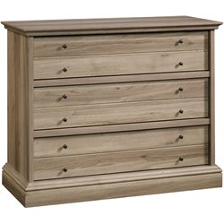 3 Drawer Chest in Salt Oak