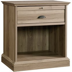 Sauder Barrister Lane Nightstand in Salt Oak