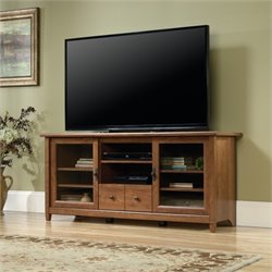 TV Stand in Auburn Cherry