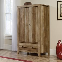 Armoire in Craftsman Oak