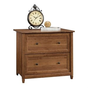 2 Drawer File Cabinet in Auburn Cherry