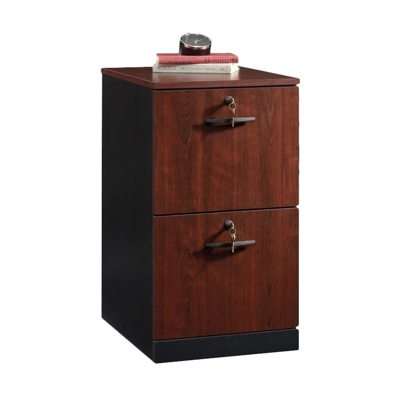 cherry filing cabinet 2 drawer file cabinet in classic cherry 419610 13499