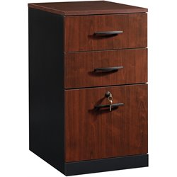 3 Drawer File Cabinet in Classic Cherry