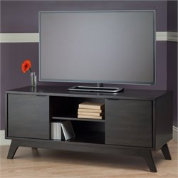 Winsome Monty TV Stand in Smoke