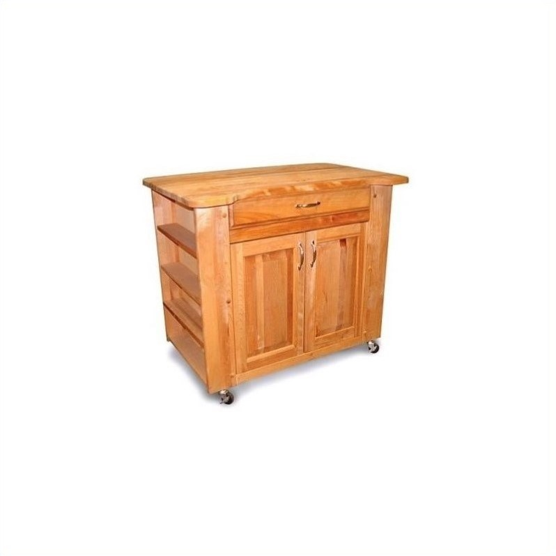 Catskill Craftsmen Deep Storage Medium Butcher Block