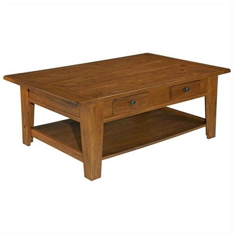 Broyhill Attic Heirlooms Rectangular Cocktail Table In Oak 3397 01 on broyhill furniture sofas