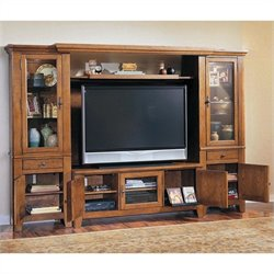 Broyhill Attic Heirlooms Entertainment Wall