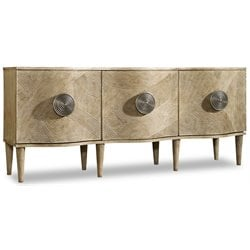 Hooker Melange Marx Sideboard in Light Wood