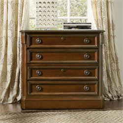 Hooker Brookhaven 2 Drawer Lateral File in Cherry