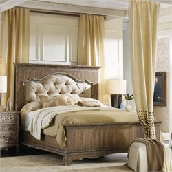 Chatelet Upholstered Panel Bed