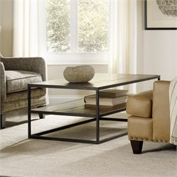 Hooker Furniture Chadwick Coffee Table in Brown