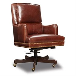 Hooker Furniture Balmoral Gordon Home Office Chair in Brown