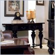 ADD TO YOUR SET: Hooker Furniture New Castle II Rectangular Wood Top Sofa Table