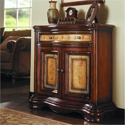 Hooker Furniture Seven Seas Two-Tone Shaped Hall Chest