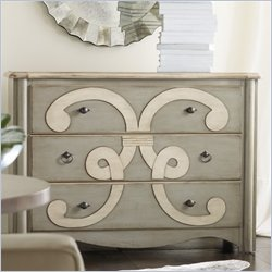 Hooker Furniture Melange Classique Scroll Chest