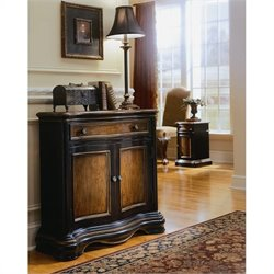 Hooker Furniture Preston Ridge Hall Accent Chest in Cherry/Mahogany Finish