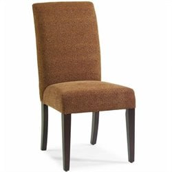 Hooker Furniture Stellene Side Chair in Cheetz Copper