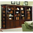 Hooker Furniture Cherry Creek Wall Double Bookcase