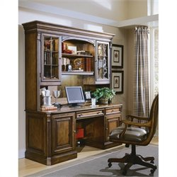 Hooker Furniture Brookhaven Credenza in Clear Cherry