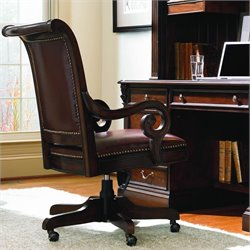 Hooker Furniture European Renaissance II Tilt Swivel Office Chair