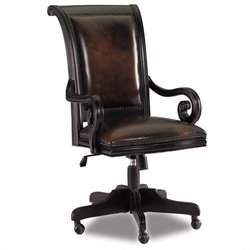 Hooker Furniture Telluride Tilt Swivel Chair