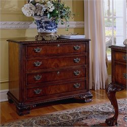 Hooker Furniture Two Drawer Letter Legal Lateral File