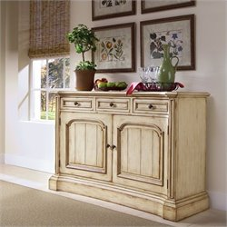Hooker Furniture Summerglen 62 Inch Buffet in Antique White