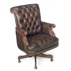 Hooker Furniture Seven Seas Executive Office Chair in Derby Fairplex
