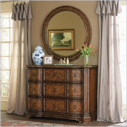 Hooker Furniture Beladora Mule Chest and Mirror Set