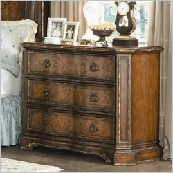 Hooker Furniture Beladora Bachelors Chest in Caramel Finish