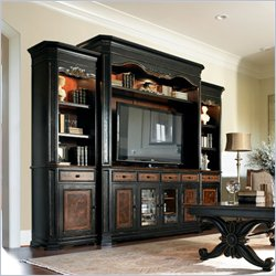 Hooker Furniture Grandover Home Theater Entertainment Center