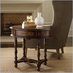 Hooker Furniture Seven Seas Oval Side Table