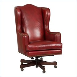 Hooker Furniture Seven Seas Swivel Tilt Armchair in Tiandi Dan