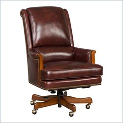 Hooker Furniture Seven Seas Armchair in Omega Blackberry