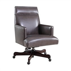 Hooker Furniture Seven Seas Executive Chair in Marilyn Right Cross